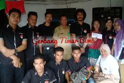 SAYAP Bima di Pelopori Anggota Brimob Mulai Membantu Lansia
