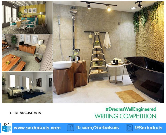 Kontes Blog Dreams Well Engineered Hadiah Bathroom Make Over