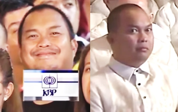 Mysterious video bomber at Duterte inauguration finally uncovered