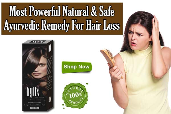 Natural Remedy for Hair Loss