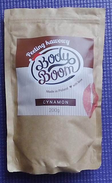 Body Boom, czyli peeling kawowy za 65 zł tak czy nie?