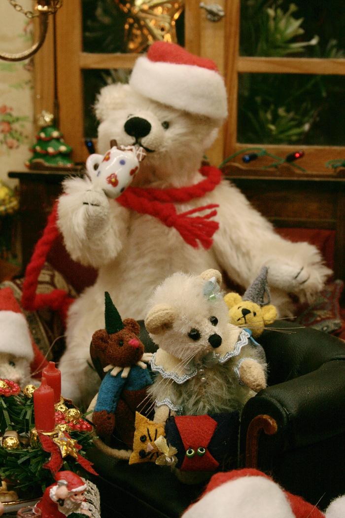 Weihnachtsmann poppt gerne,