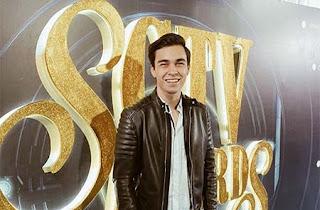 Erdin Werdrayana Wijaya di SCTV Awards