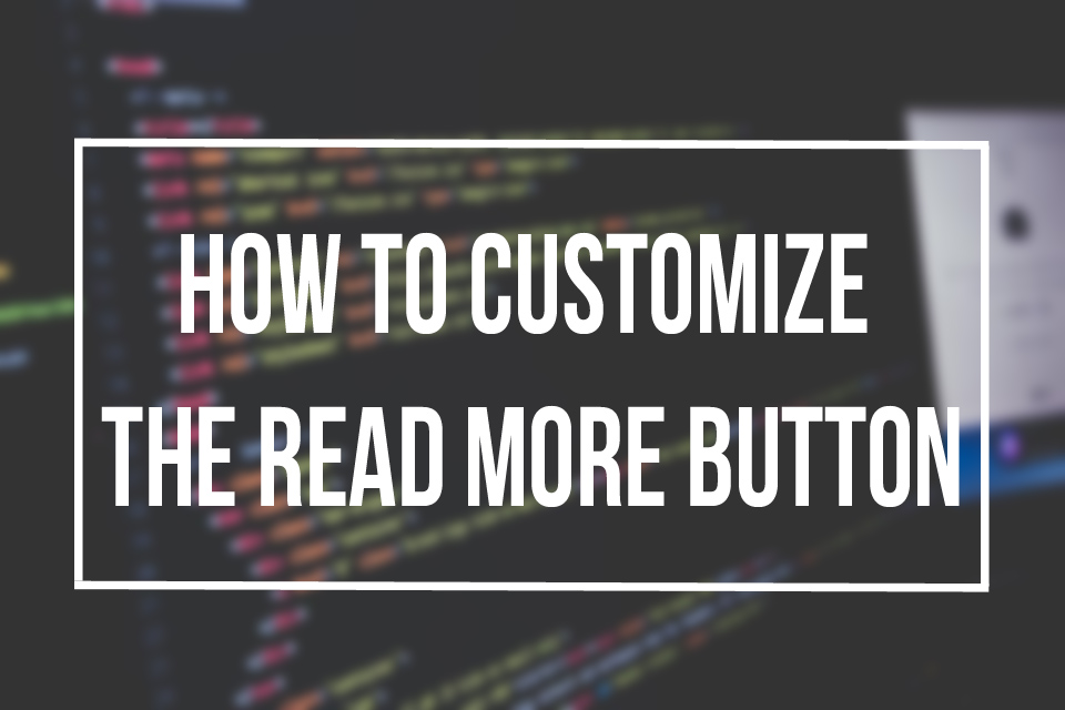 how to add read more button in blogger