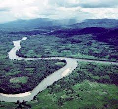 Nơi hợp lưu sông ĐăkBla và Pôkô