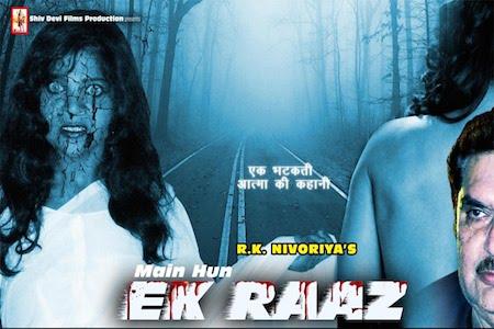 Main Hun Ek Raaz 2015 Hindi DVDRip XviD 700mb