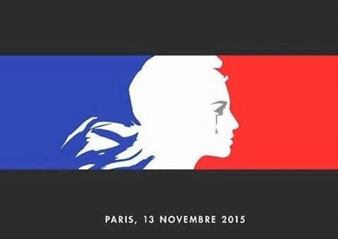 Pray for Paris 13 november 2015