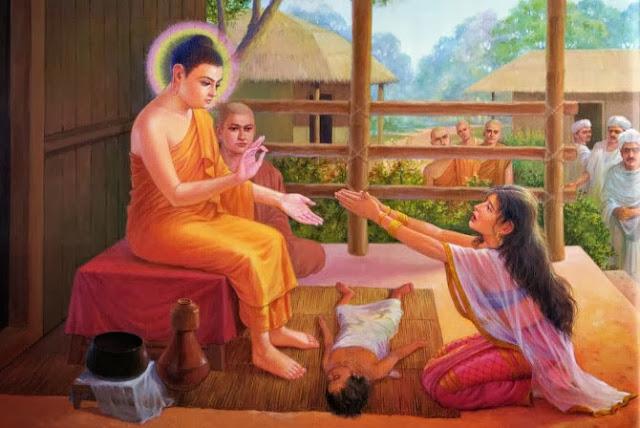 Đạo Phật Nguyên Thủy - Đường Xưa Mây Trắng - Chương 41: Thương - Mầm mống của đau khổ