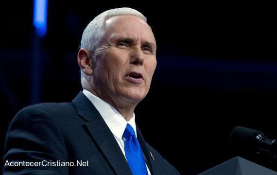 Mike Pence discurso en conferencia de pastores