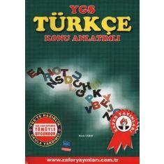 Zafer YGS Türkçe Konu Anlatımlı