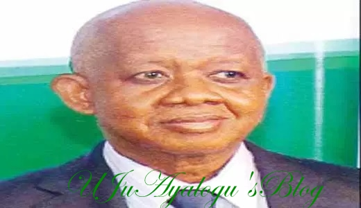 Justice Ademola Prepares for Retirement