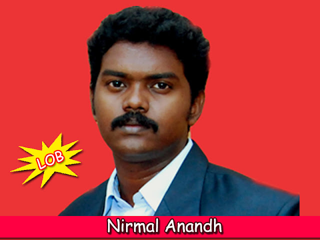 Nirmal Anandh from Classi Blogger