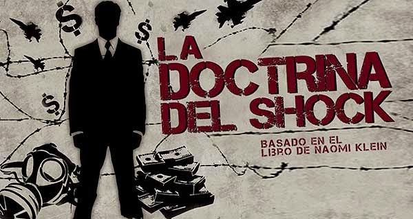"""La doctrina del shock"" - Naomi Klein"