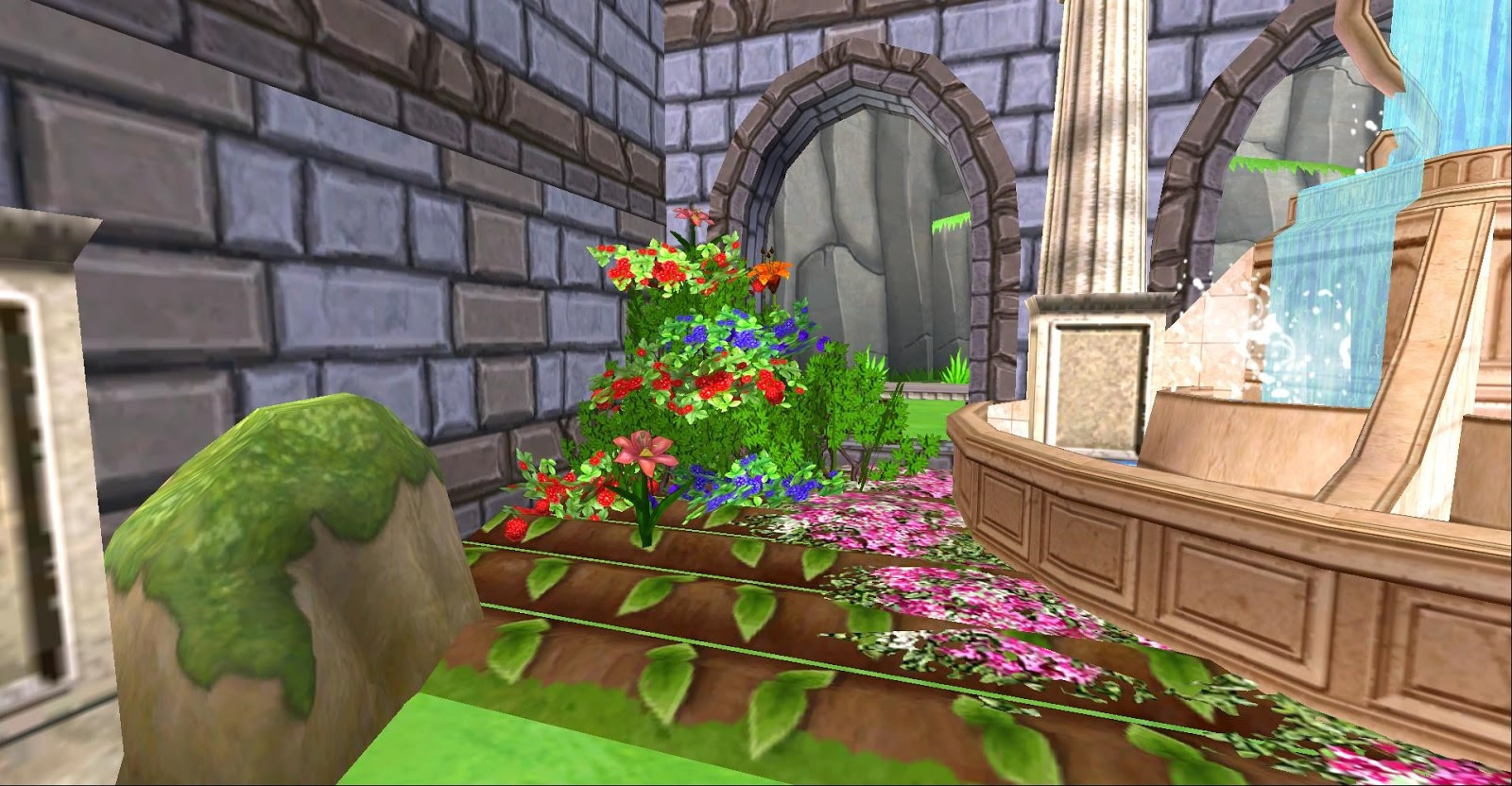 Wizard101 Using Gardens To Accent Your House S Outdoor Experience