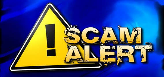 Online Scam Websites Alert