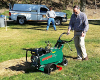lawn aerator market industry