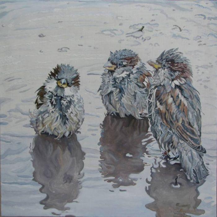 Украинский художник. Анатолий Варваров