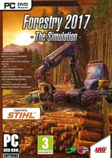 Forestry 2017 The Simulation - PC (Download Completo em Torrent)