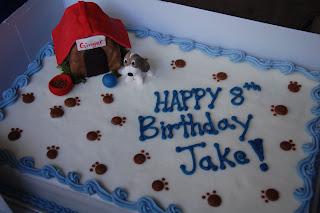 Angela Barton S Cakes Woof Happy Birthday Jake