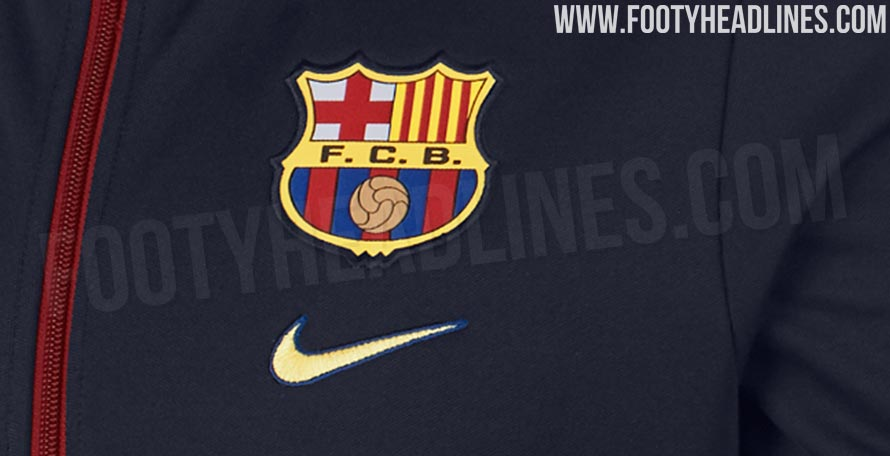 962882ac9 Nike have prepared a spectacular anthem jacket to go with the classy  1998-99 kit