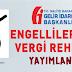 GİB, Engelliler İçin Vergi Rehberi Yayınladı.