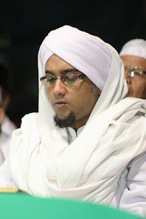 Foto Habib Hasan bin Ja'far Assegaf Terbaru