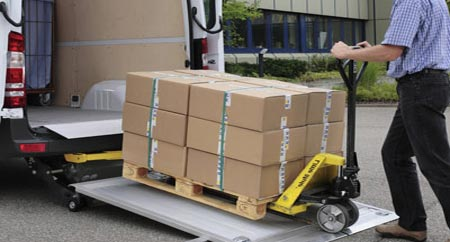 How To Receive The Best Pallet Delivery Service For Goods?
