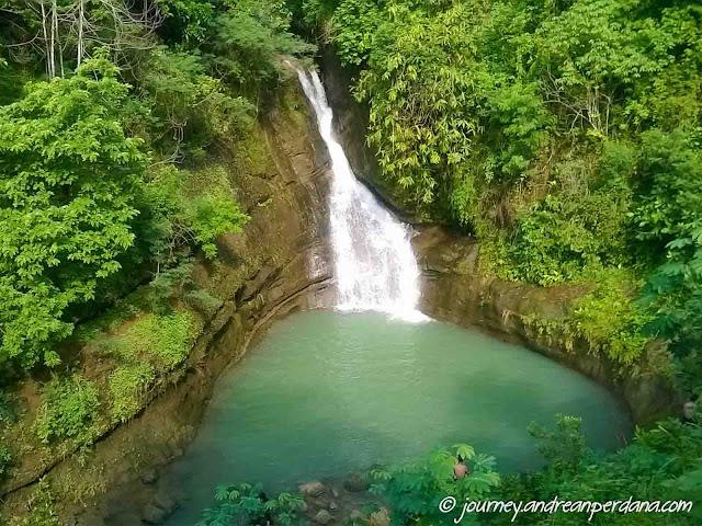 Air Terjun Curug Silangit, Sruweng, Kebumen