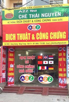 Dịch thuật tại Việt Trì - Phú Thọ chuyên nghiệp sự lựa chọn cho mọi người