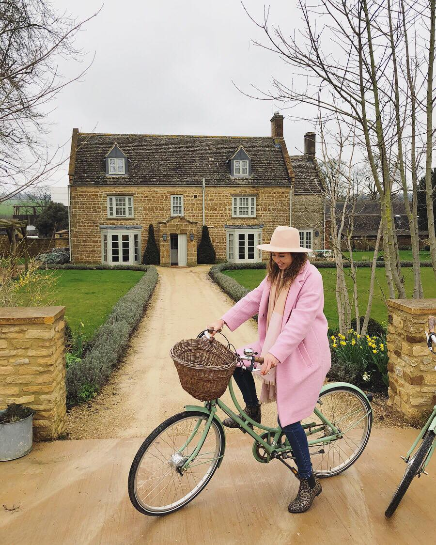 Travel Cabin Life At Soho Farmhouse Oxfordshire Roses And Rolltops
