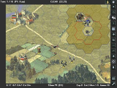 Open General-Turn Based Strategy Game