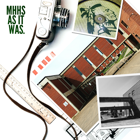 Medicine Hat High School MHHS Photo Book