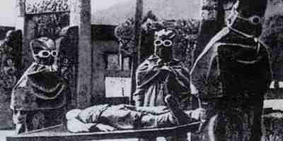 10 - Experiências atrozes conduzidas pela Unidade 731