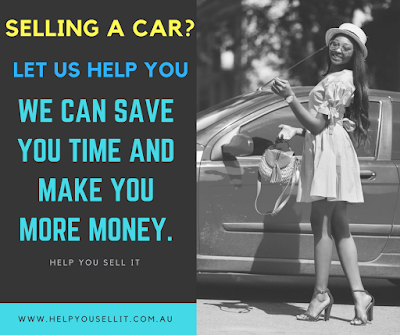 Selling your car Facebook creative