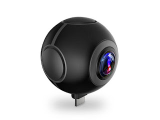 Android 360° Camera Attachment