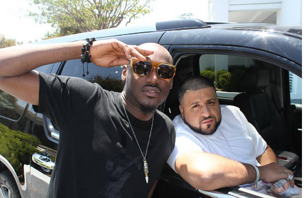 2Baba and DJ Khaled in LA