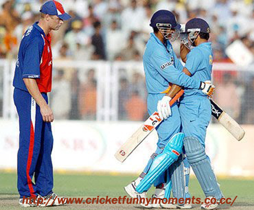 Hussey Comment On Indian Cricket Team Funny: Funny Cricket Moments: July 2012