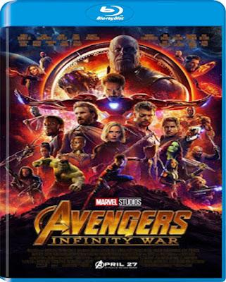 Avengers: Infinity War BD25 Latino