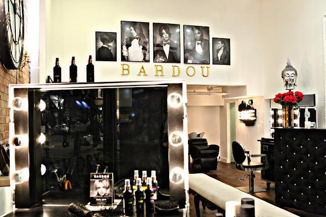 Bardou Covent Garden Interior Front