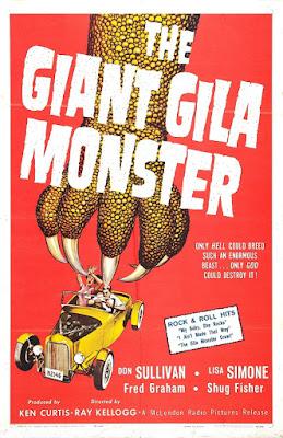 Gila, el monstruo gigante