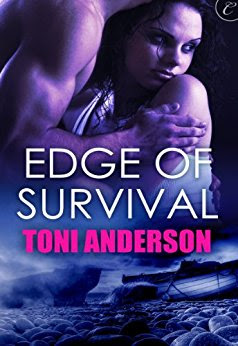 Book Review: Edge of Survival, by Toni Anderson, 5 stars