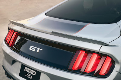 2016 Ford Mustang GT Hd image