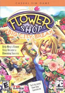 Flower Shop Big City Break PC Game