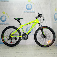 24 Inch Pacific Mazara TX006 Junior Mountain Bike