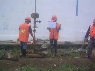 kegiatan sondir tanah di sukabumi cianjur