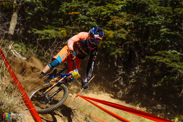 2016 Enduro World Series: Team Focus feat. Cube Action Team