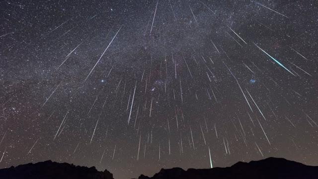 Penyebab Hujan Meteor Geminid pada 14 Desember 2018
