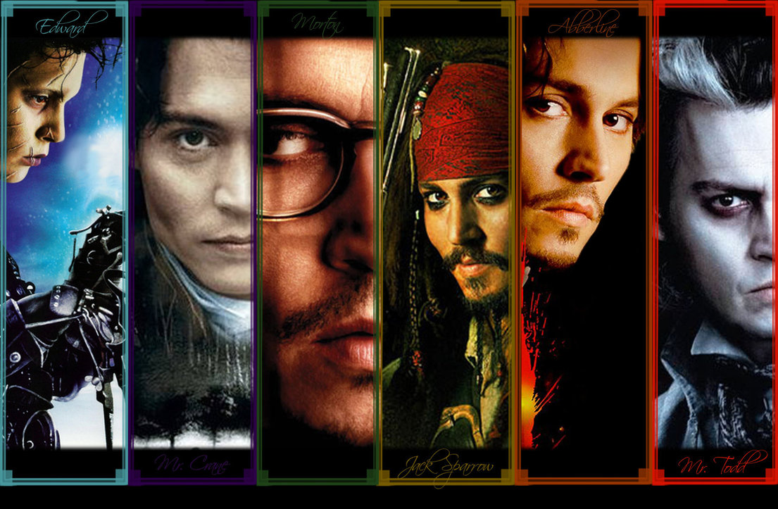 American Actor Johnny Depp Wallpapers Gallery