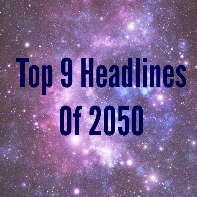 Headlines of 2050