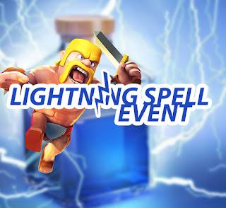 Lightning Spell Event pula